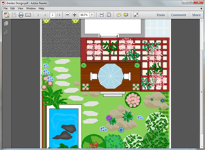 Free Garden Design Templates for Word PowerPoint PDF