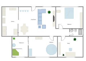 Free Home Plan Templates For Word PowerPoint PDF