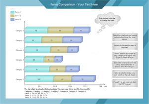 Balkendiagramm-Beispiel - Item-Vergleich