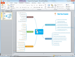 free mind map templates for word, powerpoint, pdf, Powerpoint templates