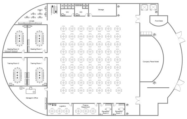 Design layout of office pdf plugin