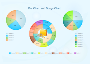 free donut chart templates for word, powerpoint, pdf, Powerpoint templates