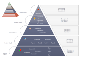 free pyramid diagram templates for word, powerpoint, pdf, Powerpoint templates