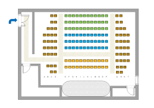 Edraw Seating Plan Template