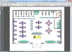 PDF Store Plan Template