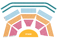 Theater Seating Layout
