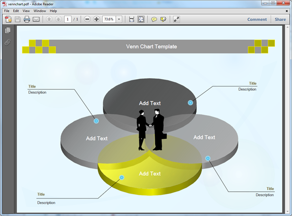 Venn Diagram Templates For Pdf