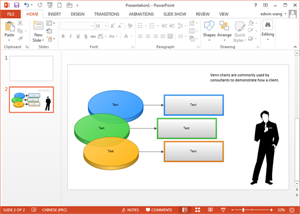 free venn diagram templates for word, powerpoint, pdf, Powerpoint templates