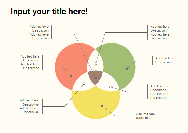 Venn Diagram Examples And Templates Free Download