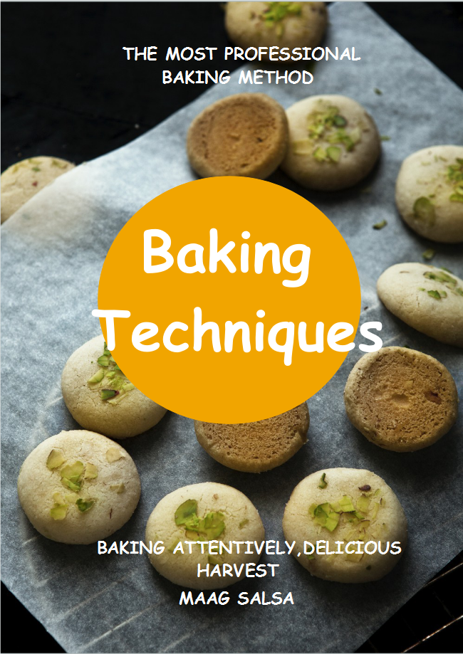 Baking Book Cover