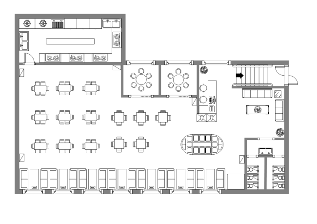 18 restaurant floor plan maker online canteen for Free room layout template
