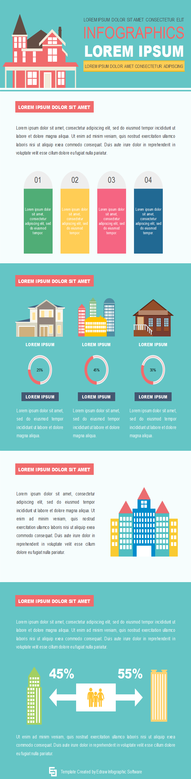Citizen Dwelling Infographic
