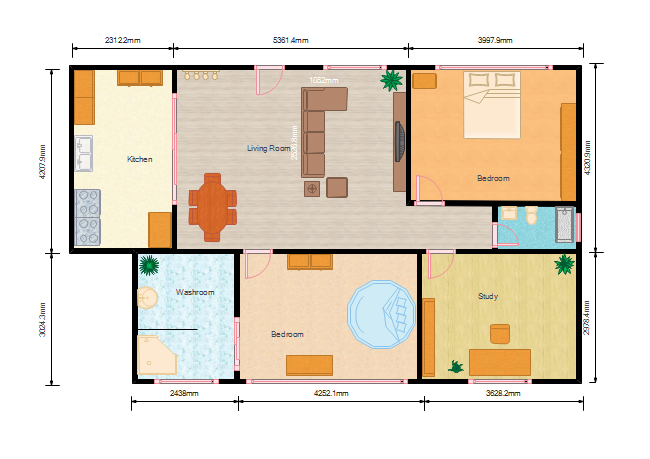 Color Floor Plan Free Color Floor Plan Templates