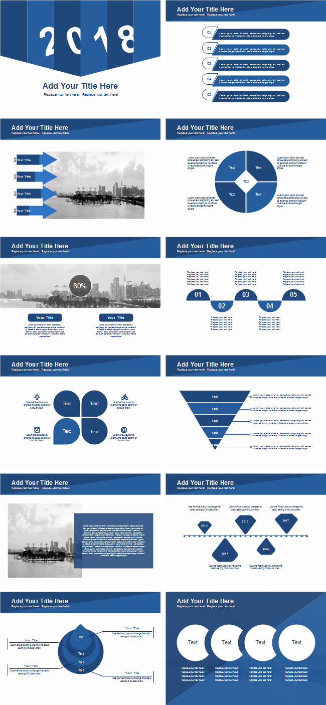 Dark Blue Ppt Free Dark Blue Ppt Templates