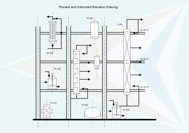 Engineering Diagram Examples