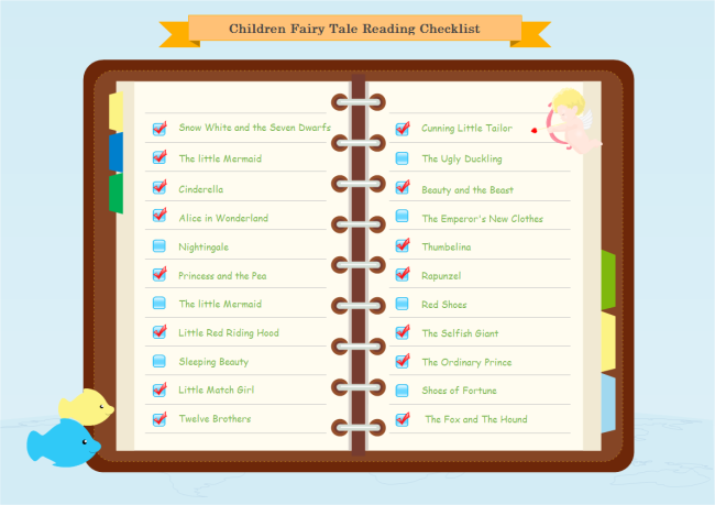 Checklist Templates  Free Printable Blank Checklist Template