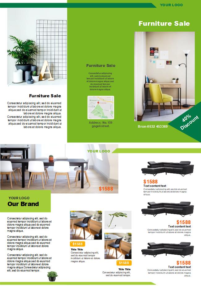 furniture sales brochure free furniture sales brochure. Black Bedroom Furniture Sets. Home Design Ideas