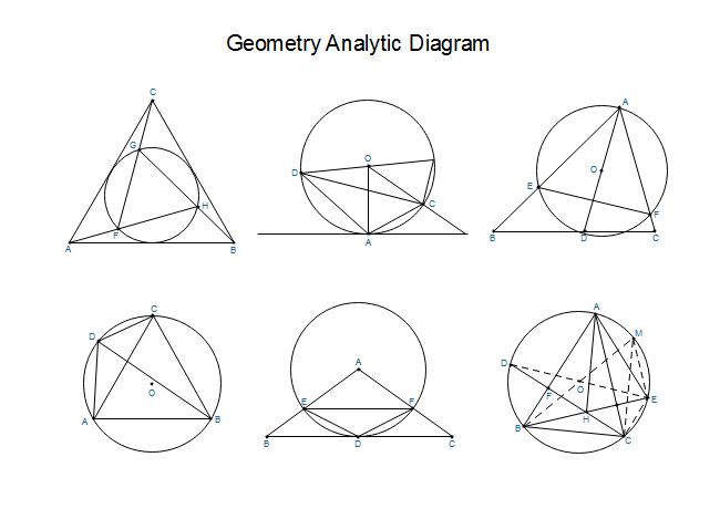 Geometry Analytic Diagram