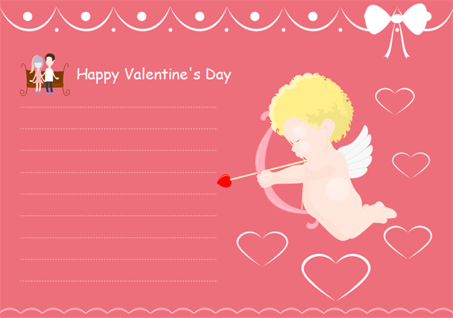 Valentine Card Examples And Templates