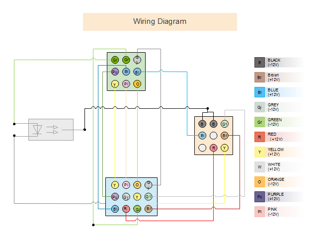 Wiring Diagram - Read and Draw Wiring Diagrams on