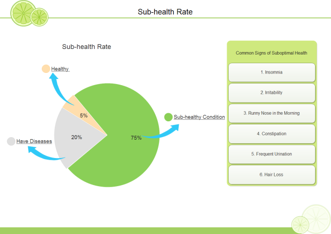 Health Pie Chart  Pie Chart Templates