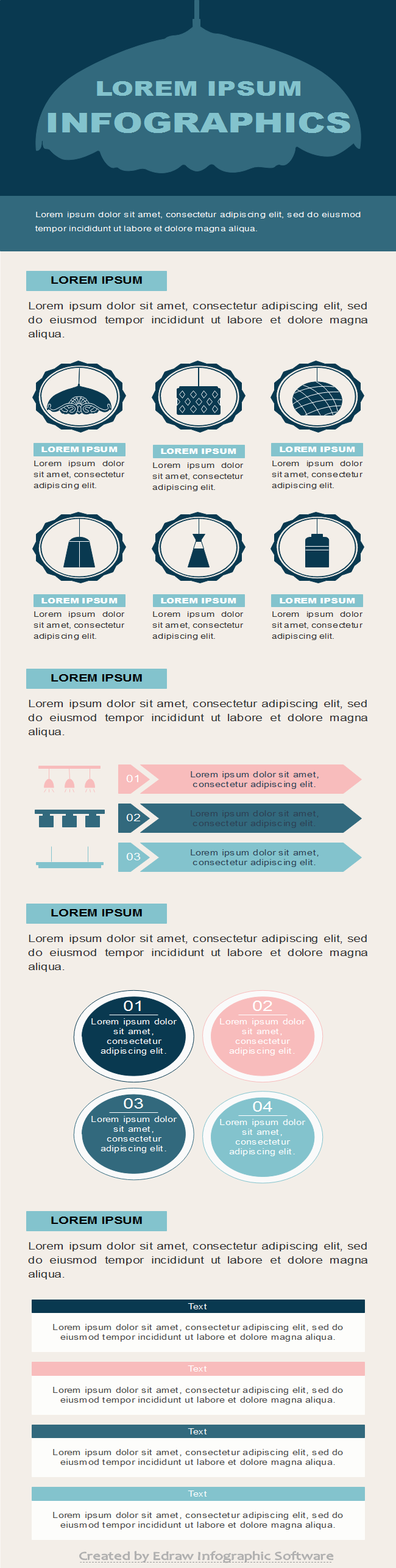 Home Light Infographic
