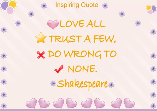 Inspiring Love Quote