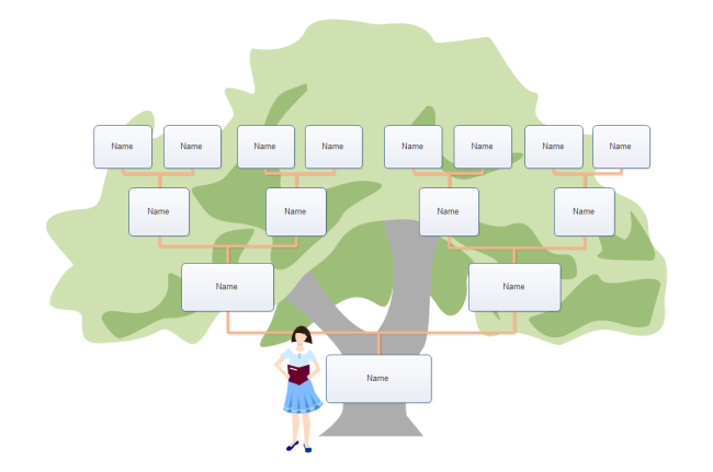 build a family tree template thevillas co