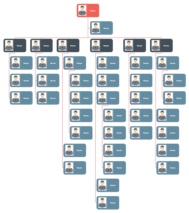 IT Organizational Chart for Large Enterprises