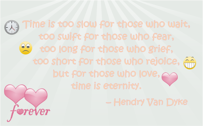 Love Quote Diagram