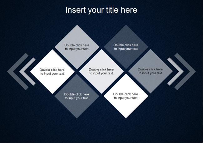 dark background ppt presentation templates