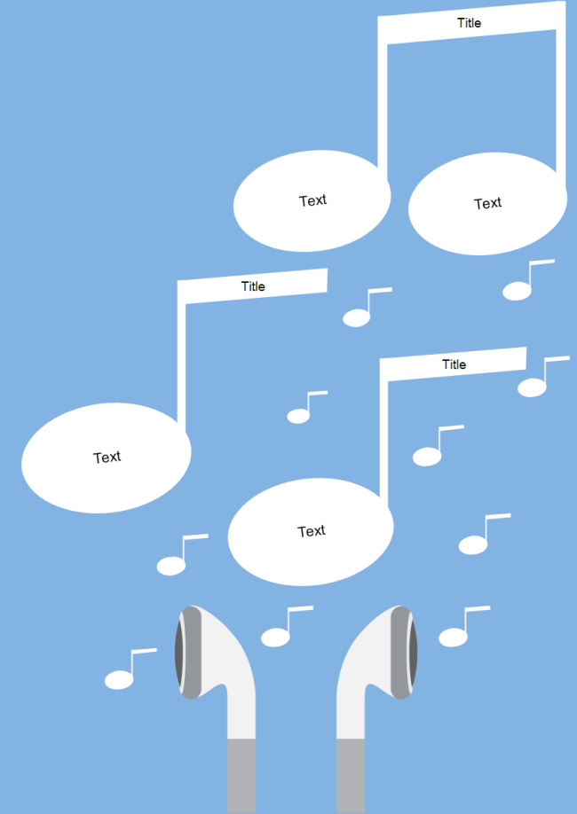 Musical Notes | Free Musical Notes Templates