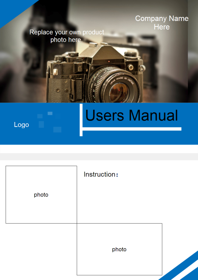 Product Users Manual