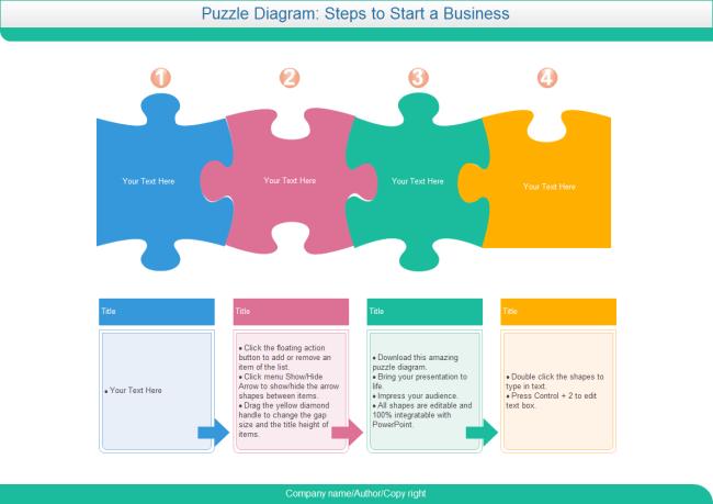 Puzzle diagram free puzzle diagram templates puzzle diagram ccuart Choice Image