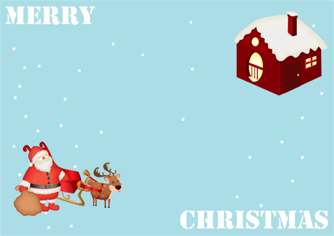 Free customizable business christmas cards christmas card accmission Images
