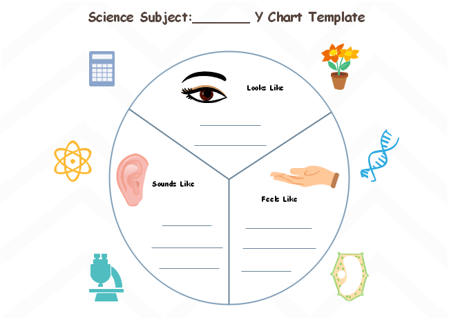 Science Subject Y Chart