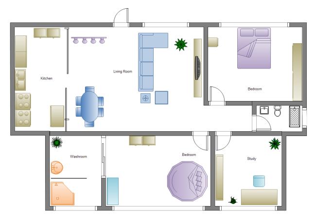 Free printable floor plan templates download - Floor plan online free ...
