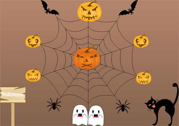 Halloween Card Example 3