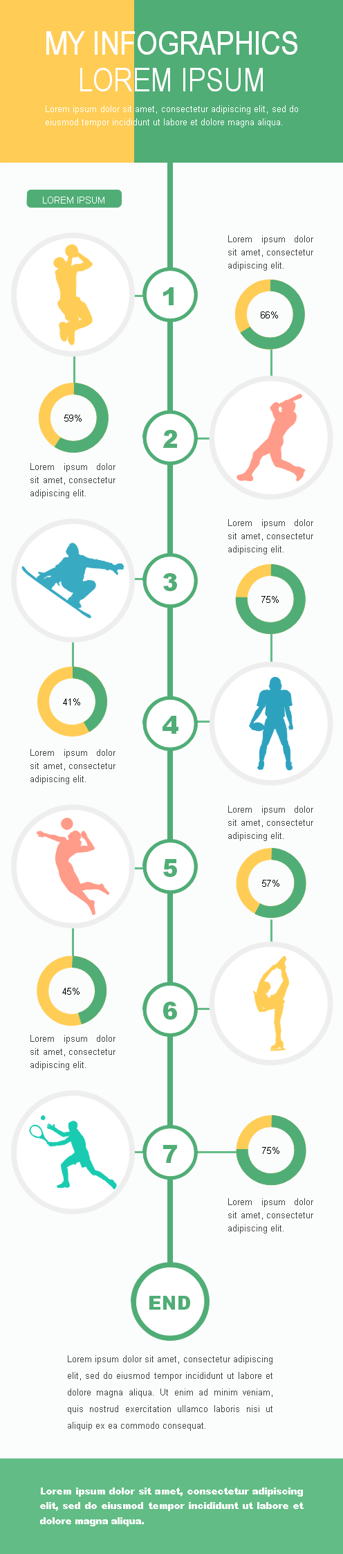 Sport types infographic free sport types infographic for Sports infographics templates