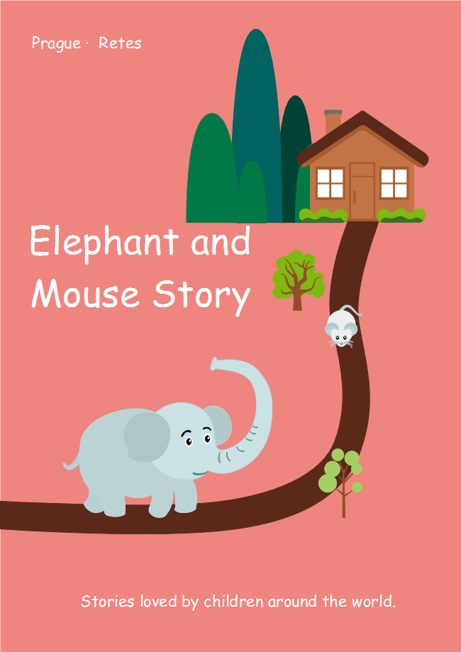 Story Children Book Cover