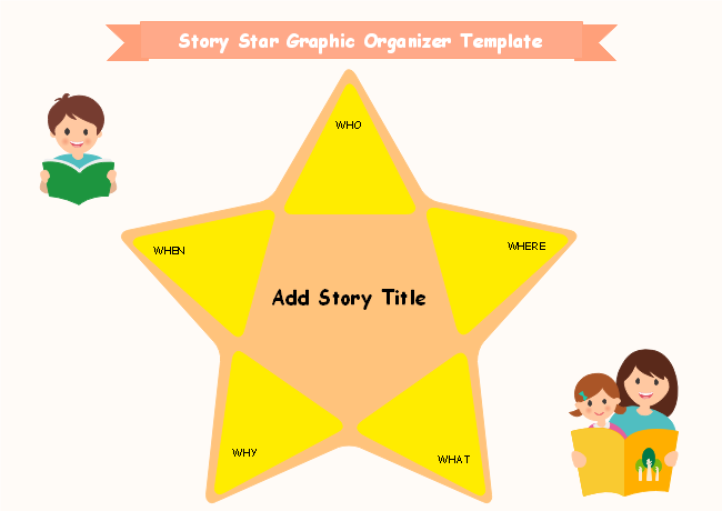 Story Star Graphic Organizer