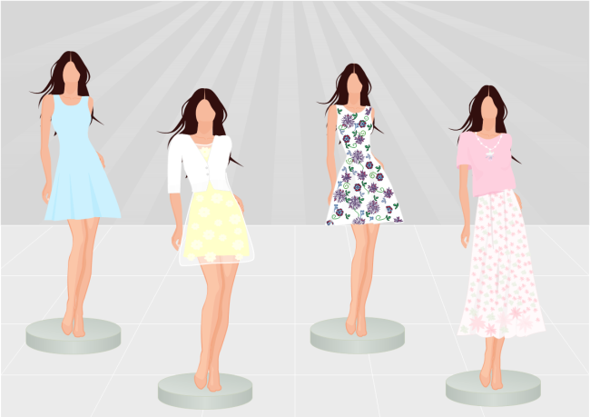 Free Fashion Design Templates Template Resources