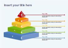 Pirámide con Base Cuadrada 3D