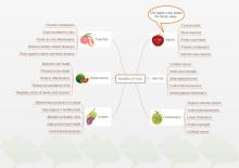 Gesundheitsvorteile von Obst