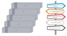 Modèle de diagramme en échelle personnalisé