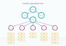 Custom Organizational Chart
