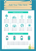 Environmental Protection Infographics