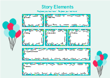 Festival Elements Storyboard