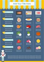 Infográficos para Introdução de Alimentos