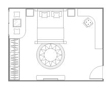 Kids Bedroom Plan kids bedroom layout | free kids bedroom layout templates